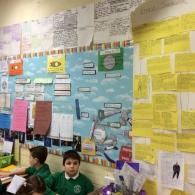 Learning wall SN