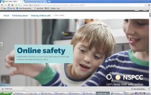nspcc-online-website