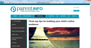 parent-info-website